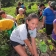 Enchanted Lake Elementary students in the loʻi.