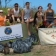 Army Beach at Miokuleʻia cleanup crew for the 2012 International Coastal Cleanup