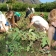 Students learn where their food comes from by planting and tending for the gardens.