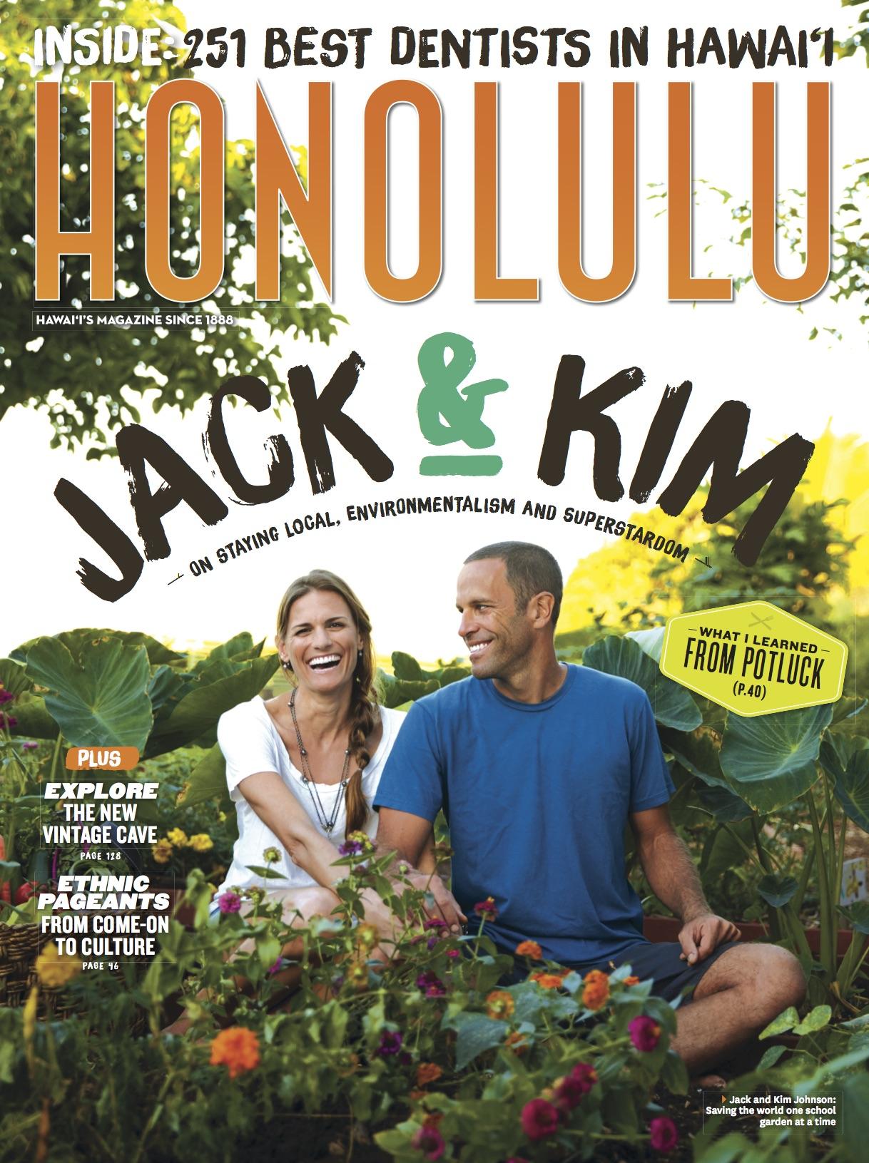 Honolulu Magazine Jack Johnson On Staying Local Environmentalism And Superstardom Kokua News