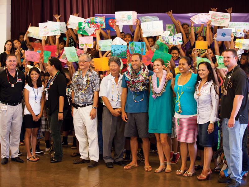 Honolulu Magazine: Jack Johnson on Staying Local