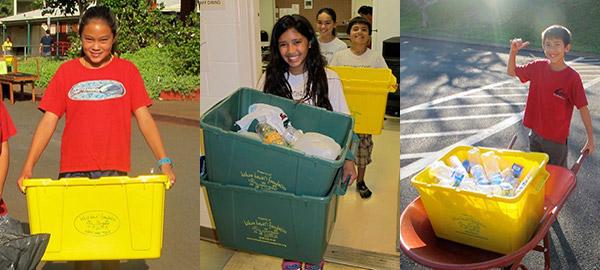 3Rs School Recycling Program Update : Kokua News : Kokua Hawaii
